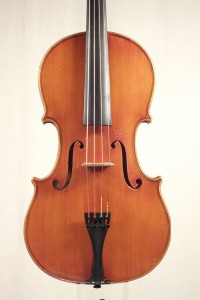 Viola Mario Capicchioni 1980